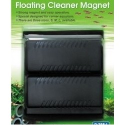 FLOATING MAGNETIC CLEANER