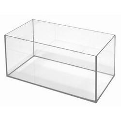 GLASS TANK 80x35x40 cm
