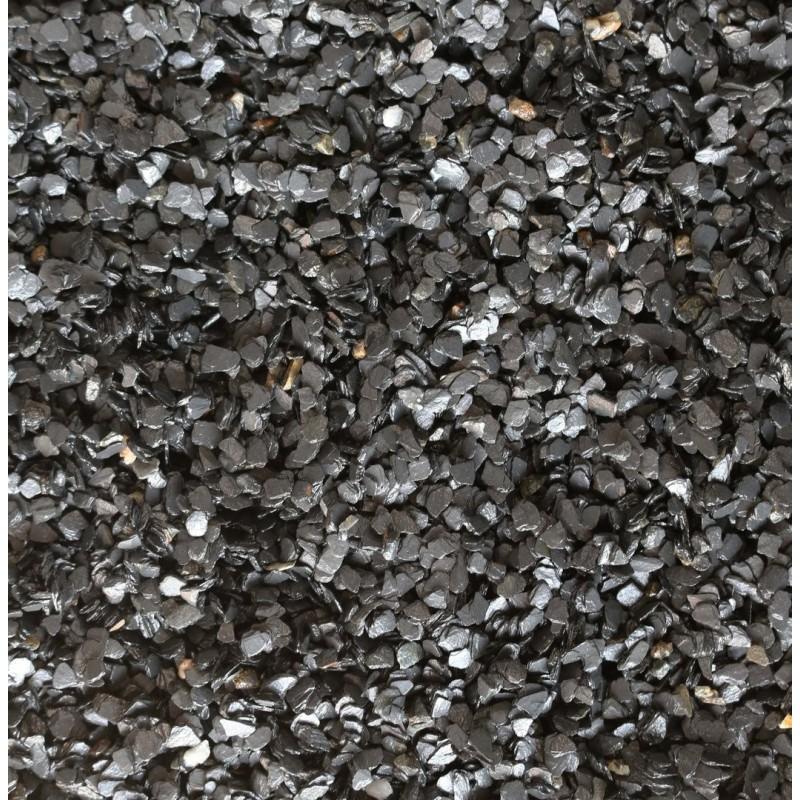 Sable de sablage noir QUARTZ-NOIR