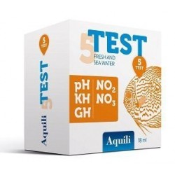 AQUILI 5 TESTS SET
