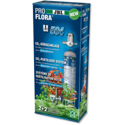 KIT CO2 JBL PROFLORA u504