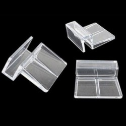 PLASTIC GLASS LID HOLDER