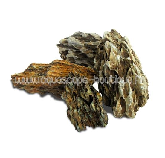 Ohko stone, pierre pour aquascaping